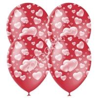 14 февраля Любовь Стерлитамак шары для признания в любви подарок на 14 февраля День всех влюбленых Стерлитамак подарок на день всех святых сердца шары Шарминатор Стерлитамак доставка шаров для него комплименты хвалебные