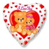 медведи всех влюбленных Стерлитамак подарок на день всех святых сердца шары Шарминатор Стерлитамак доставка шаров для него комплименты хвалебные сердца крошка с днем рождения любимая кольца