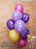 гелиевые шары Стерлитамак, доставка шаров в Стерлитамаке  балерины