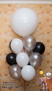 Большой шар заказать шары гелевые стерлитамак balloons baloons